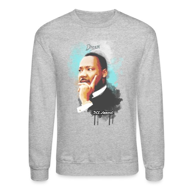 d0ce390f5 DCE apparel | Sweatshirt Martin Luther King Jr. MLK | DCE Apparel ...