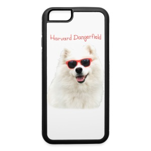 iPhone 6/6s Rubber Case - sunglasses,samoyed,puppy,puppies,polarbear,polar bear,harvard dangerfield,fluffy,dogs wearing sunglasses,dogs in sunglasses,dogs,dog