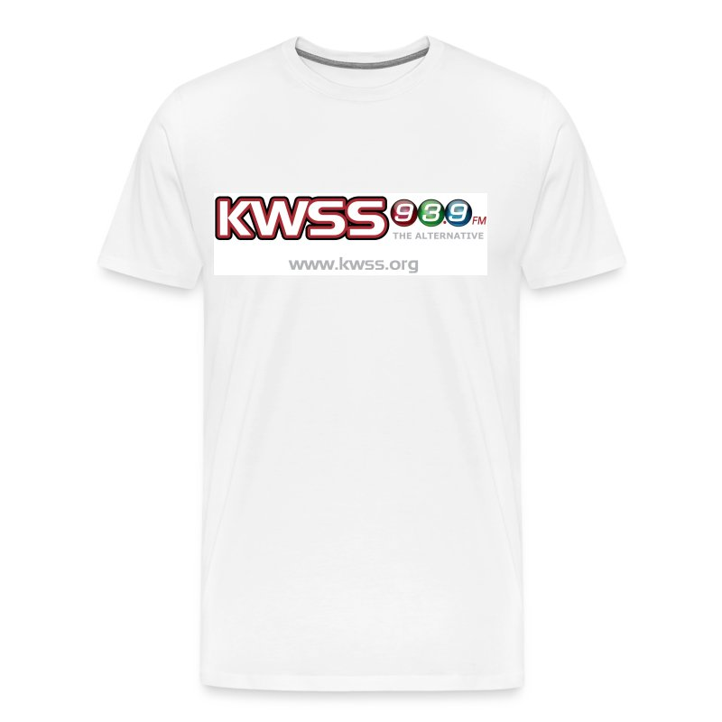 KWSS_939_W_WHT_the_alt - Men's Premium T-Shirt