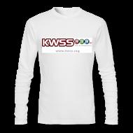 Long Sleeve Shirts ~ Men's Long Sleeve T-Shirt by American Apparel ~ Article 100198647