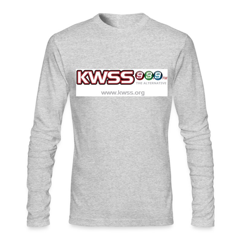 KWSS_939_W_WHT_the_alt - Men's Long Sleeve T-Shirt by Next Level