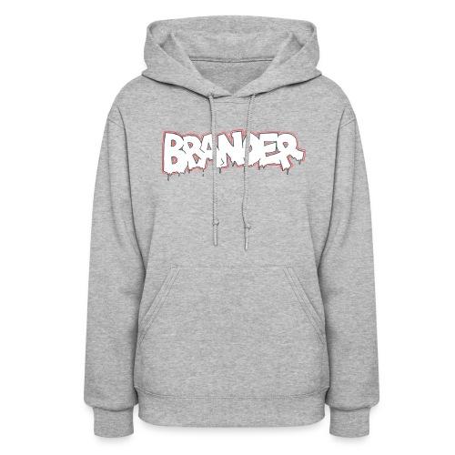Brander Women's Pullover Hoodie  - Women's Hoodie