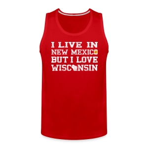 Live New Mexico Love Wisconsin