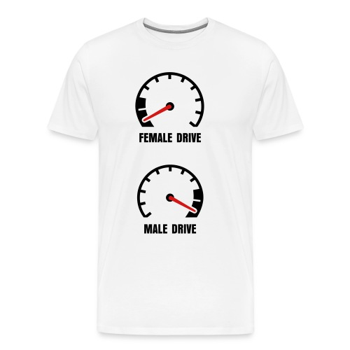 Fast Slowly - Men's Premium T-Shirt