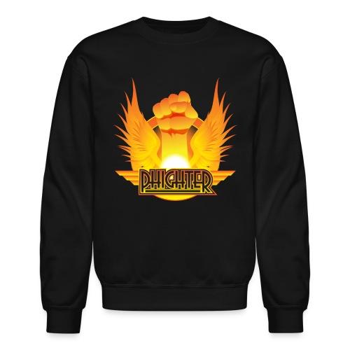 Phighter Sweatshirt (Unisex) - Crewneck Sweatshirt