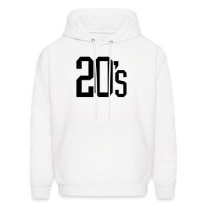 The 20's Hoodie  - Men's Hoodie