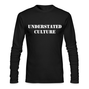 U. Culture Legacy Long Sleeve - Men's Long Sleeve T-Shirt by Next Level