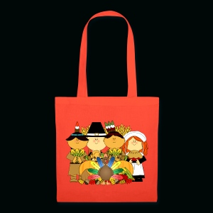 Thanksgiving Kids - Tote Bag