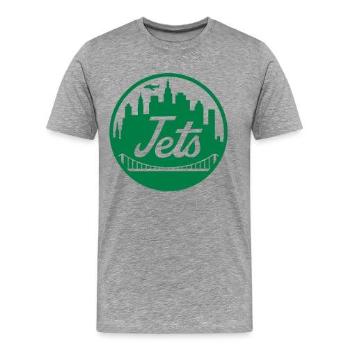 J-E-T-S - Men's Premium T-Shirt