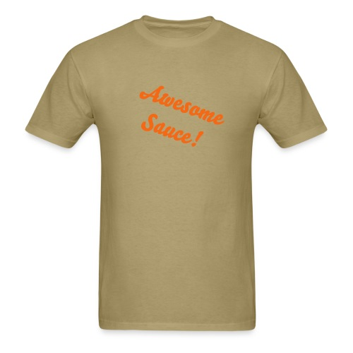 Awesome Sauce Men's T-Shirt - Men's T-Shirt