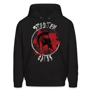 Spartan Gains - Men's Hoodie