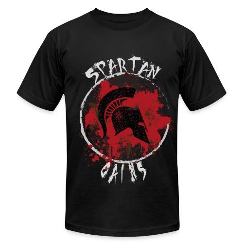 Spartan Gains - Men's Fine Jersey T-Shirt