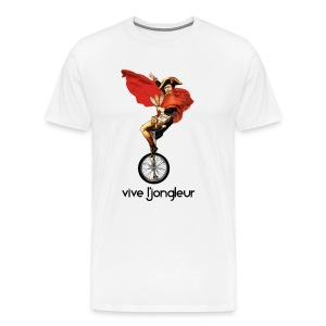 Juggler - Men's Premium T-Shirt
