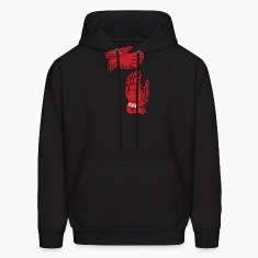 Detroit Hockey Gloves Michigan Apparel Hoodies