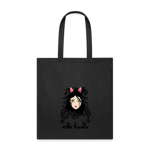 THE CAT LADY - Tote Bag