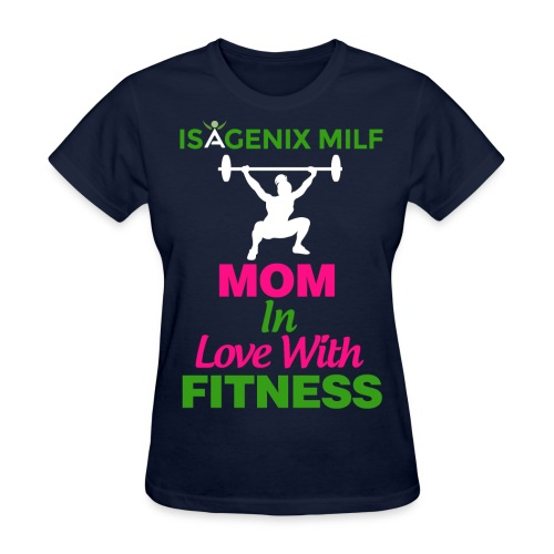Isagenix Milf Women's T-shirt - Women's T-Shirt
