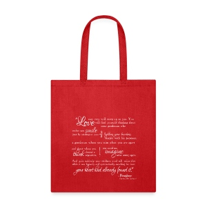 Your Heart Found Love, tote - Tote Bag