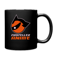 Mugs & Drinkware ~ Full Color Mug ~ Propeller Anime Coffee Mug