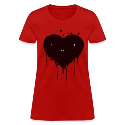 Happy Heart - Women's T-Shirt