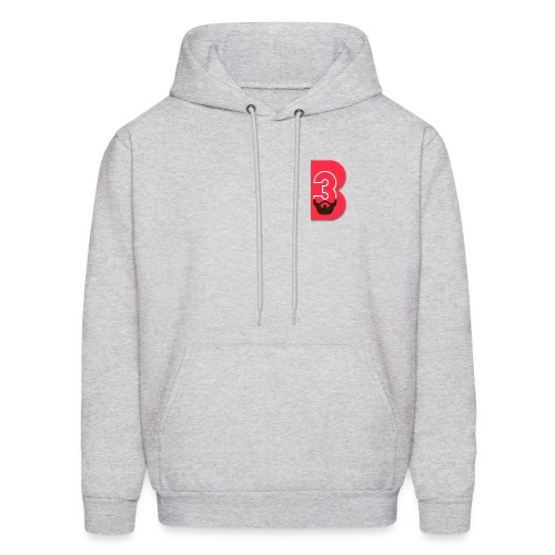 We Do Essential Oils B3 2-sided Hoodie Sweatshirt - Men's Hoodie