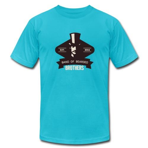Classic B3 Logo American Apparel Tee - Men's  Jersey T-Shirt