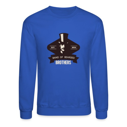 Classic B3 Logo Crew Neck Sweatshirt - Crewneck Sweatshirt