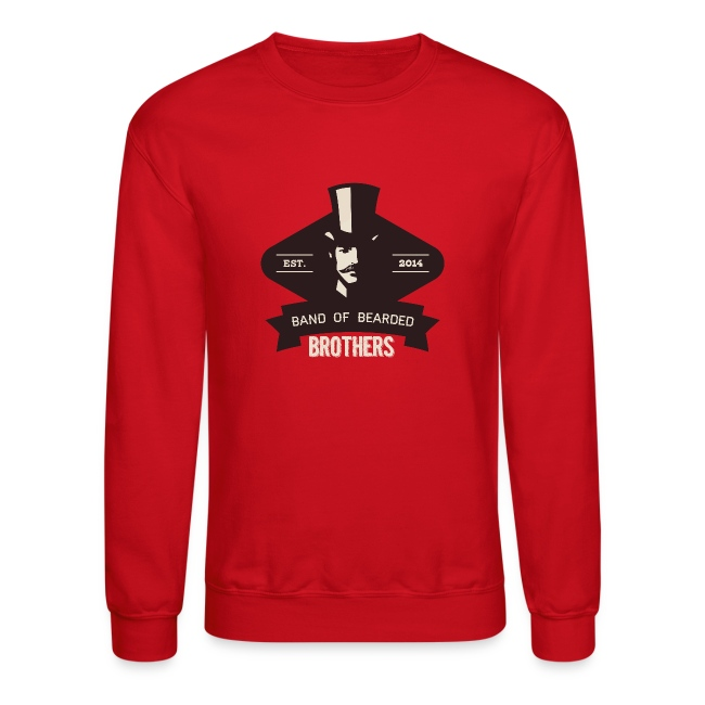 Classic B3 Logo Crew Neck Sweatshirt