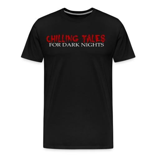 CTFDN Turn on the Dark (Black) - Men's Premium T-Shirt