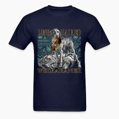 long haired weimaraner T-Shirts