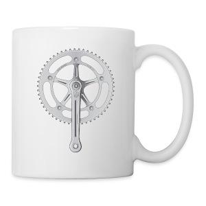 Campagnolo Super Record Strada Chainset, 1974 - Coffee/Tea Mug