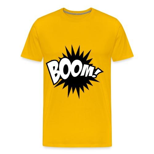 Camiseta Boom - Men's Premium T-Shirt