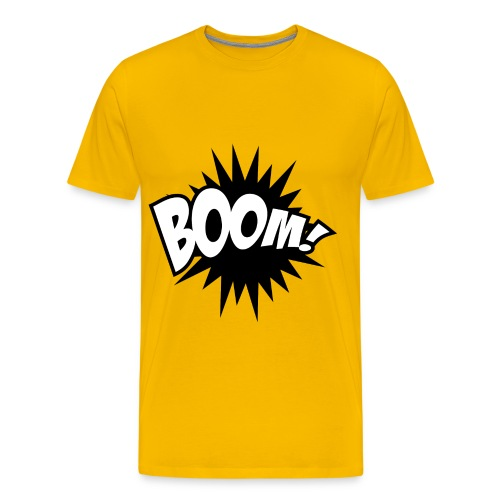 Camiseta Boom - Men's Premium T-Shirt