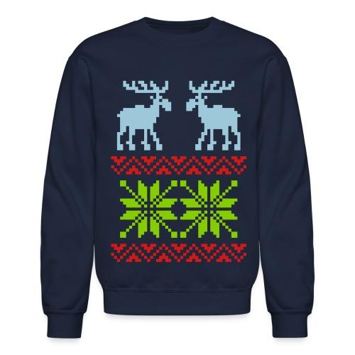 UGLY sweater - Crewneck Sweatshirt