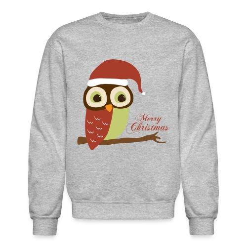 Hoot Ugly Sweater - Crewneck Sweatshirt