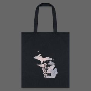 Michigan RN - Tote Bag