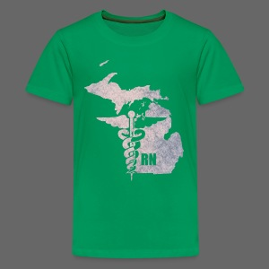 Michigan RN - Kids' Premium T-Shirt
