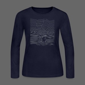 The Michigan Division - Women's Long Sleeve Jersey T-Shirt