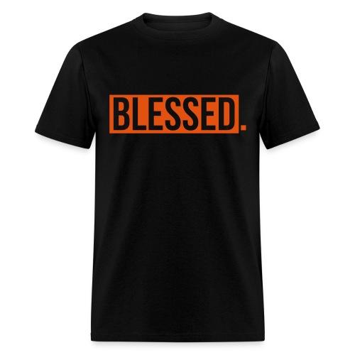 Blessed. Crew Neck T-Shirt - Men's T-Shirt