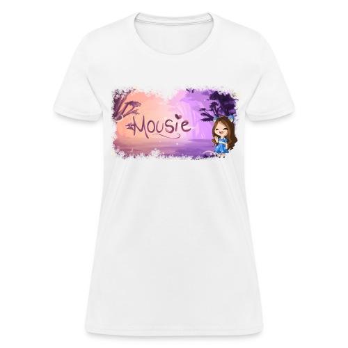 Magic Magic Magic Mousie - Women's T-Shirt