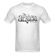 T-Shirts ~ Men's T-Shirt ~ Be Strong