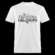 T-Shirts ~ Men's T-Shirt ~ Be Strong