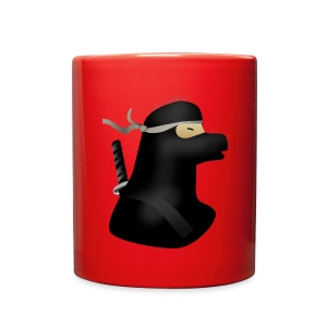 Ninja cup - Full Color Mug