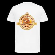 T-Shirts ~ Men's Premium T-Shirt ~ Malaysia Global Round