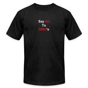 Say No - Men's Fine Jersey T-Shirt