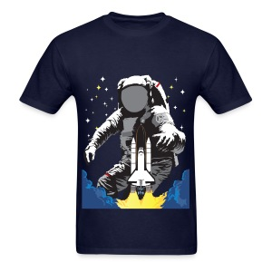 Space Shuttle Exploration - Men's T-Shirt