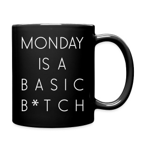 Monday Blues - Full Color Mug