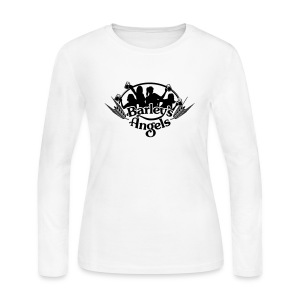 Barley's Angels long sleeve crew  - Women's Long Sleeve Jersey T-Shirt