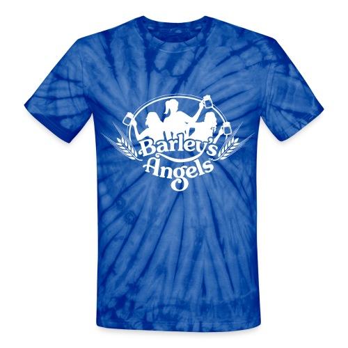 Barley's Angels Tie Dye - Unisex Tie Dye T-Shirt
