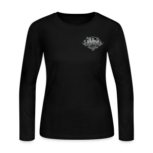 Barley's Angels, long sleeve crew. - Women's Long Sleeve Jersey T-Shirt
