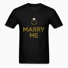 Marry Me T-Shirts